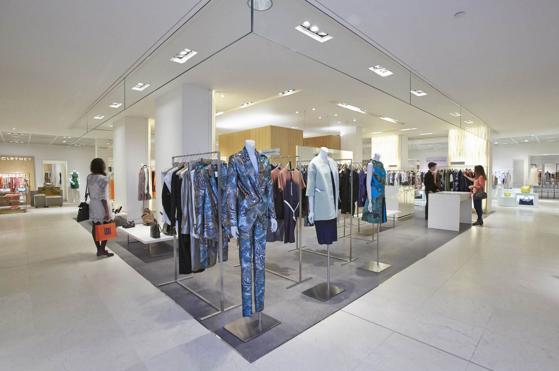 chanel bon marche store - photo#32