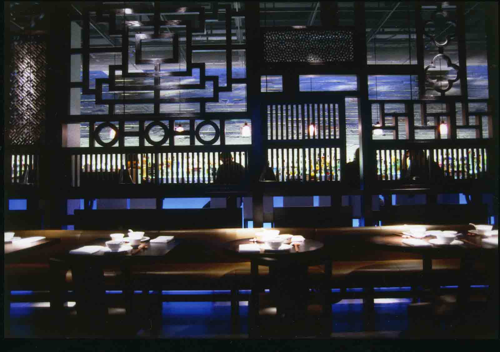 Hakkasan hanway place london a top starred chinese for Asian cuisine london