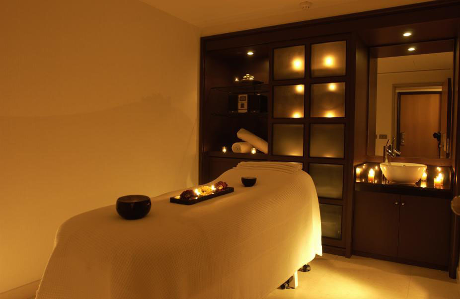 K Spa Treatment Room, K West Hotel & Spa-s