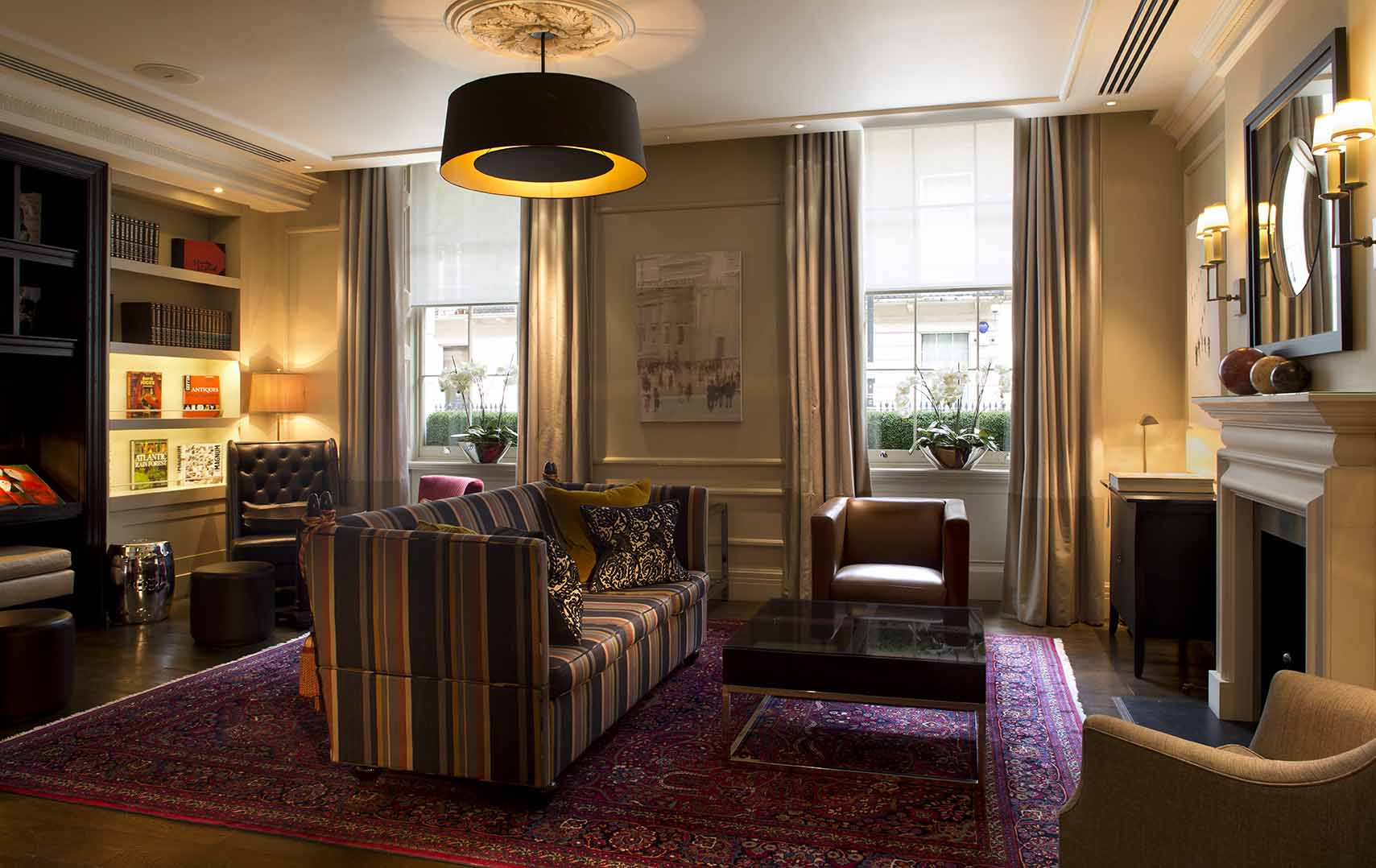 the arch hotel london – the true spirit of british elegance