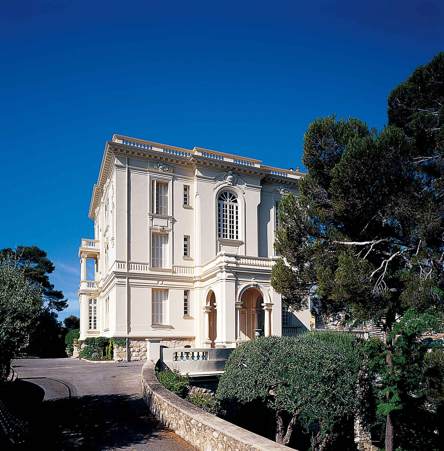 History Of The Finest Monaco Real Estate Villa La Vigie