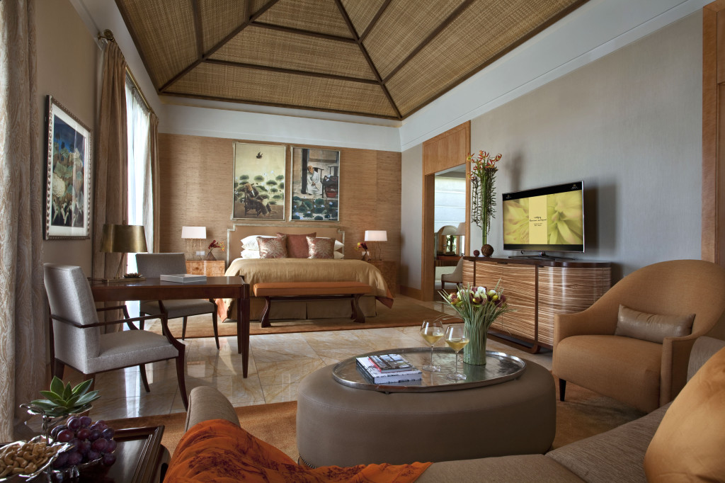 Mulia Villas - Two Bedroom - Master Bedroom