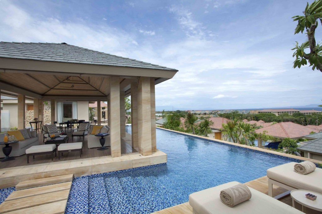 Mulia Villas - Two Bedroom - Pool AreaS