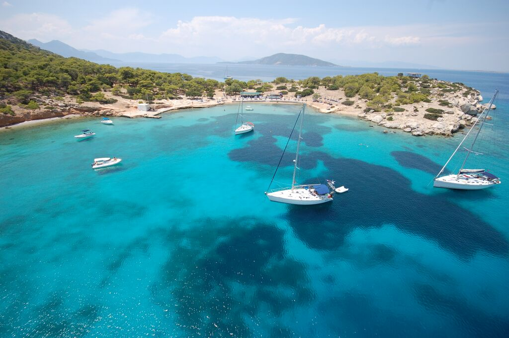 One day sailing trip in Kos with Istion Chartering | Luxury Travelers Guide