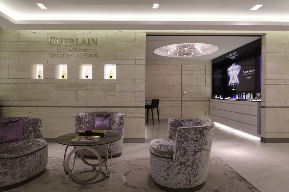 Guerlain spa Berlin Germany