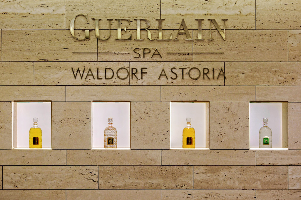 Berlin Guerlain Spa Waldorf Astoria