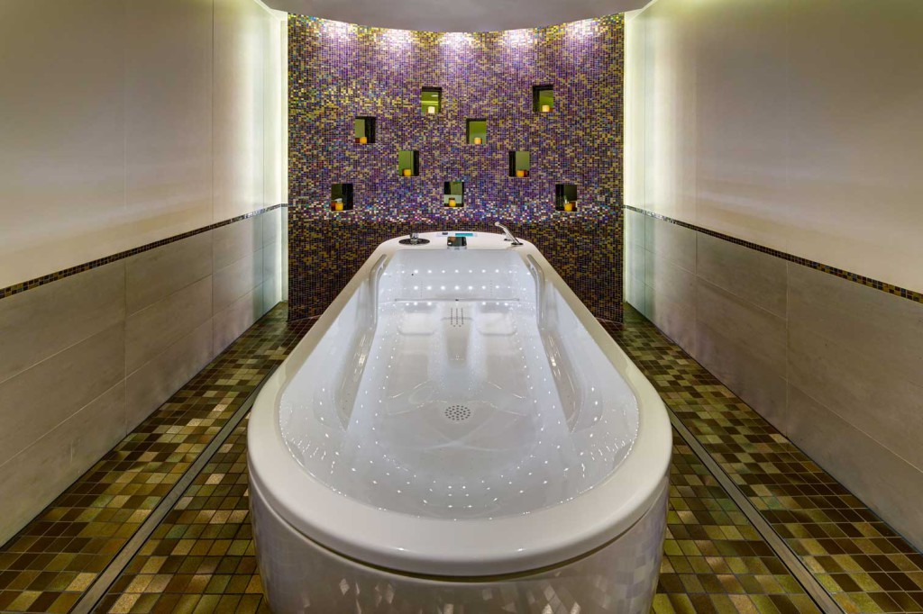Berlin Guerlain Spa Hydrotherapy