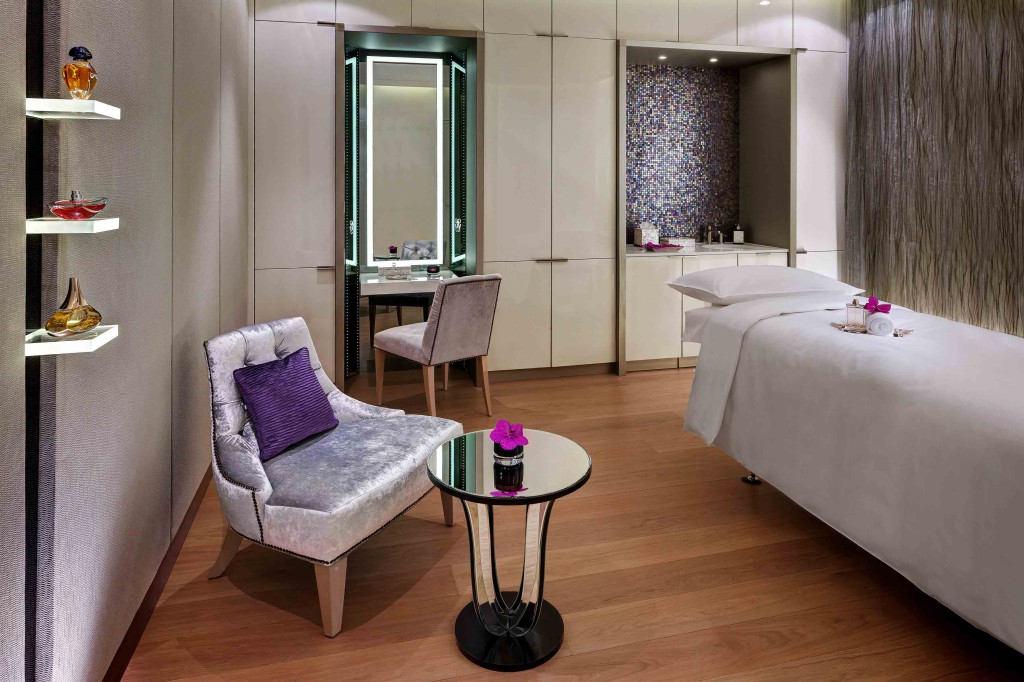 Berlin Guerlain Spa Treatment
