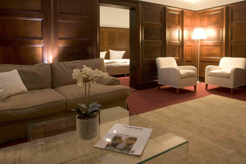 Hotel Ellington Berlin executive suite