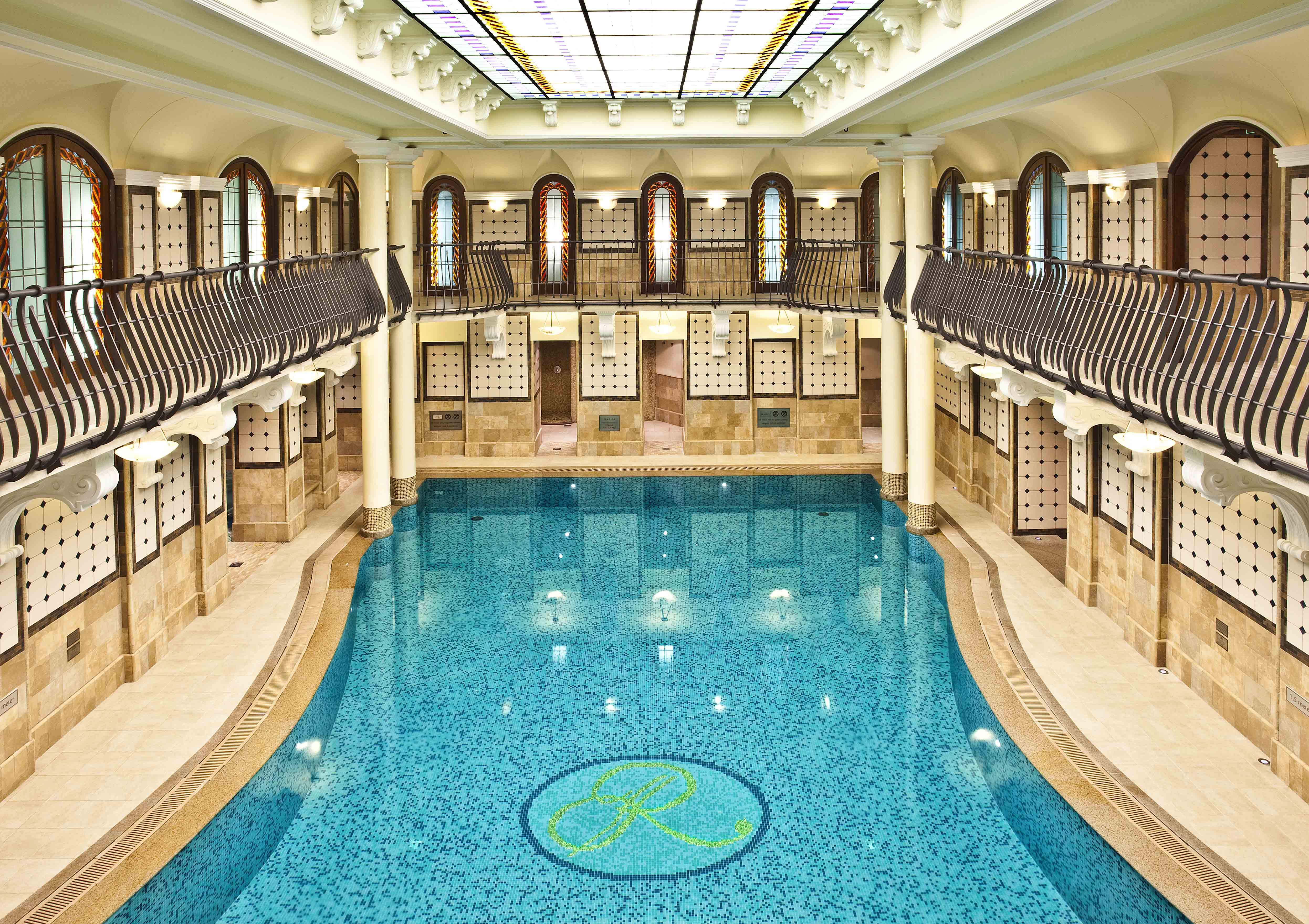 The royal spa at the corinthia budapest luxury travelers guide for A list salon budapest