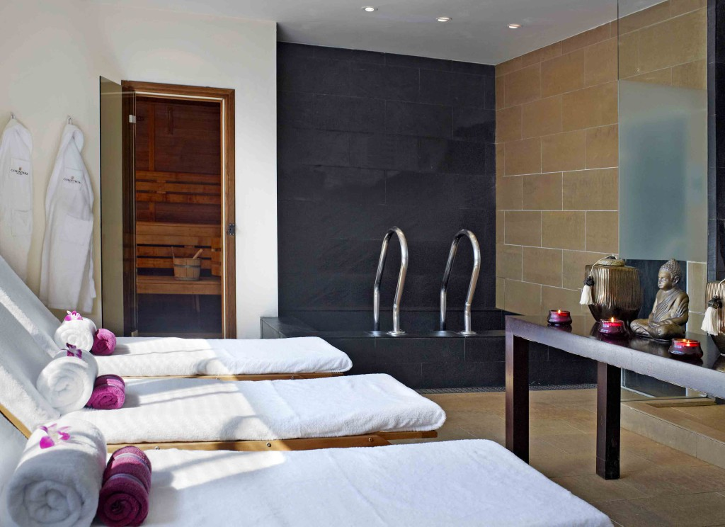 Corinthia hotel Prague Spa Treatment Room