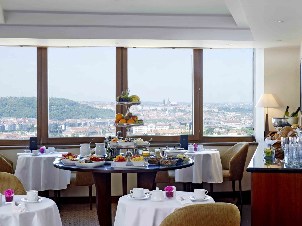 Prague Corinthia Executive Club