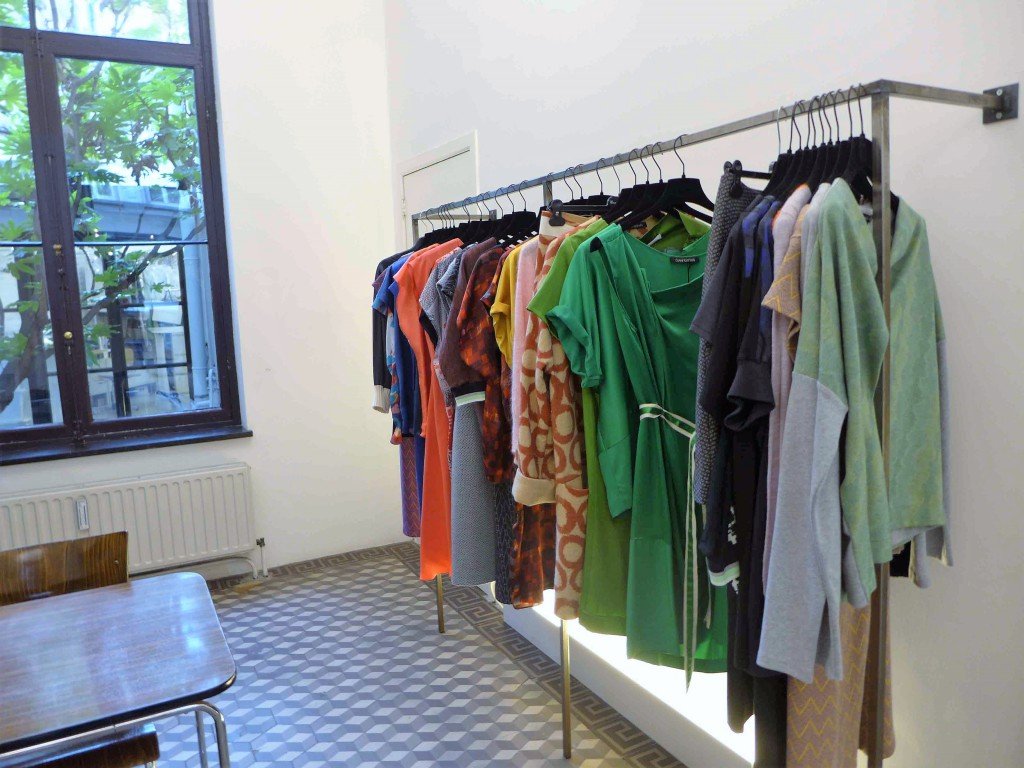 Conni Kaminski fashion design Belgium Brussels
