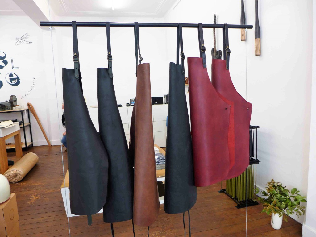 Niyona Brussels leather design studio