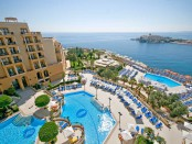 Pools Corinthia St Georges Bay Malta