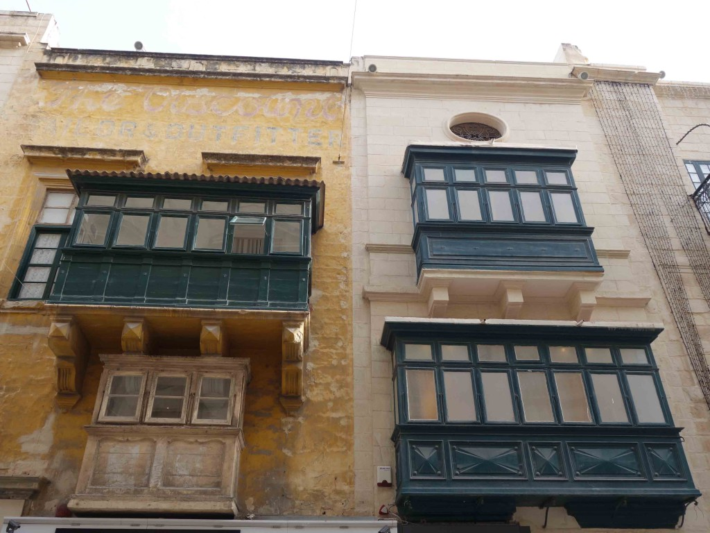Valletta old house