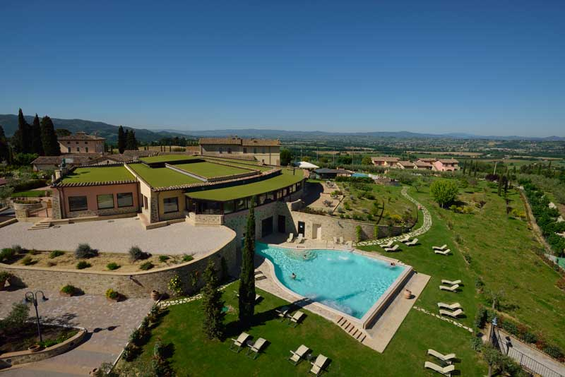 Borgobrufa Resort spa Italy