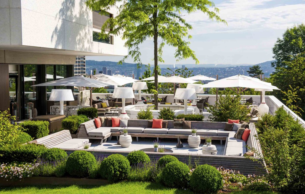 Atlantis by giardino z rich luxury travelers guide for Terrace zurich