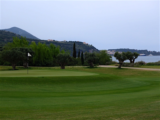 Costa Navarino The Bay Course golf