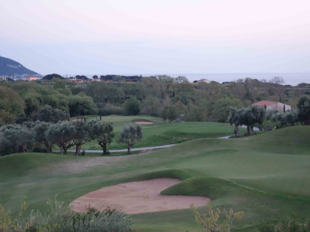 Costa Navarino golf resort