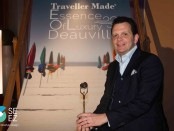 Georges Eliades Seez Travel TravellerMade award 2017