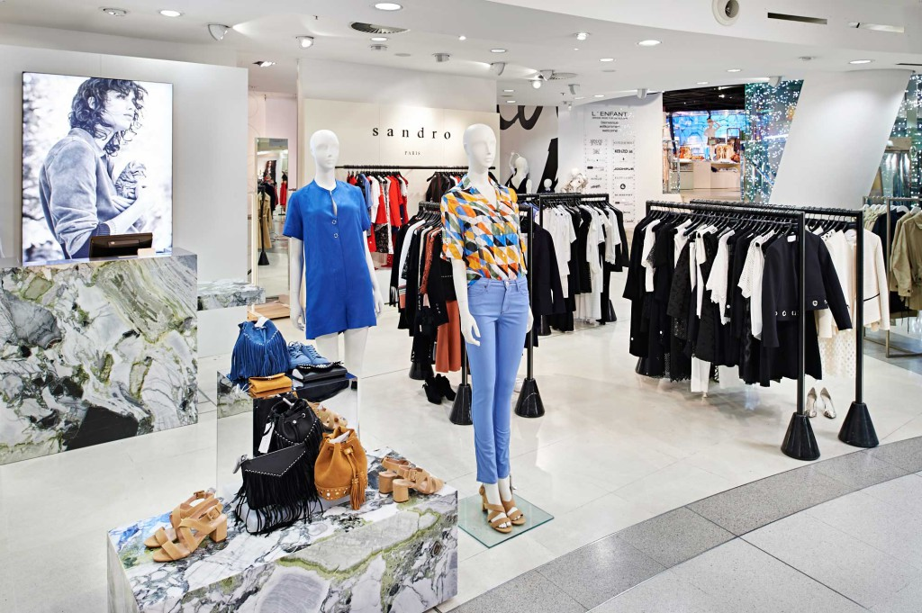 Design Len Berlin galeries lafayette berlin touch with a berlin style luxury