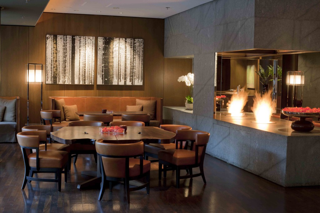 Grand Hyatt Berlin - Tizian Lounge
