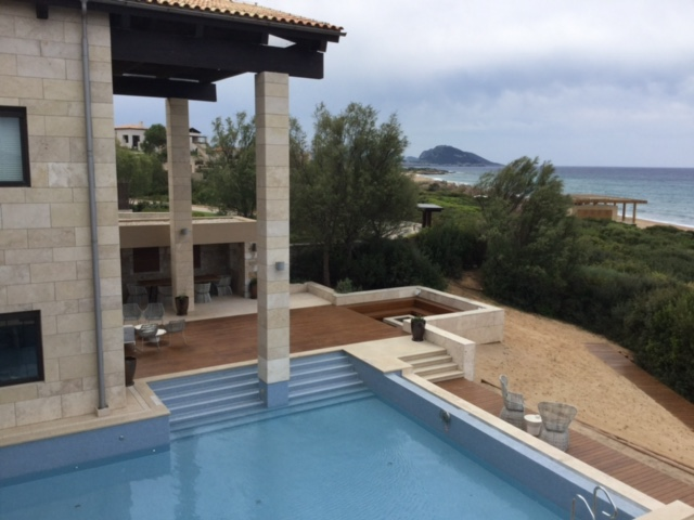 Costa Navarino residences
