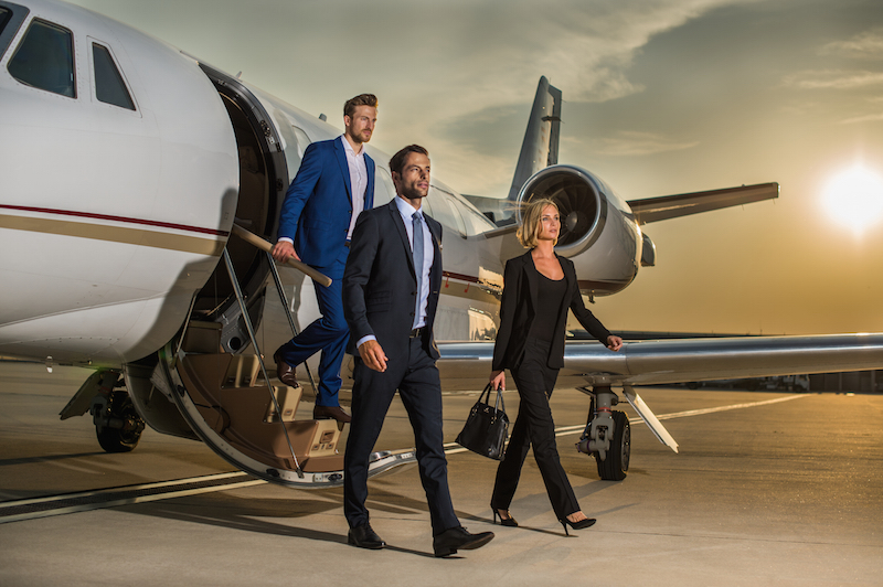 JetClass offers private jets flights at the same price as commercial business class flights
