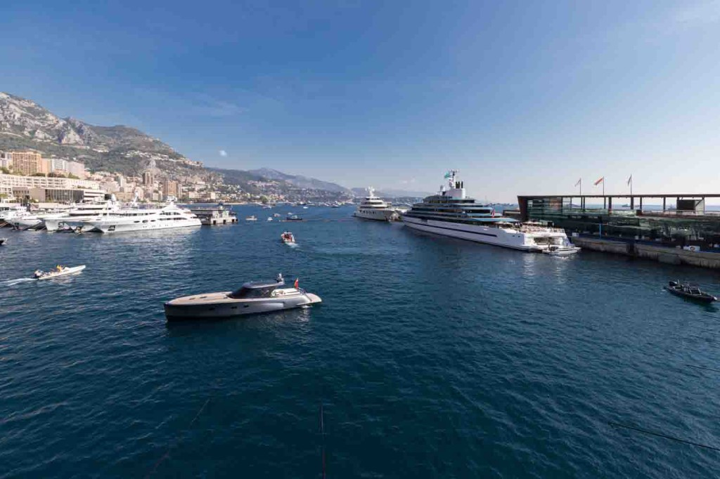 The Monaco Yacht Show 2017 a great edition
