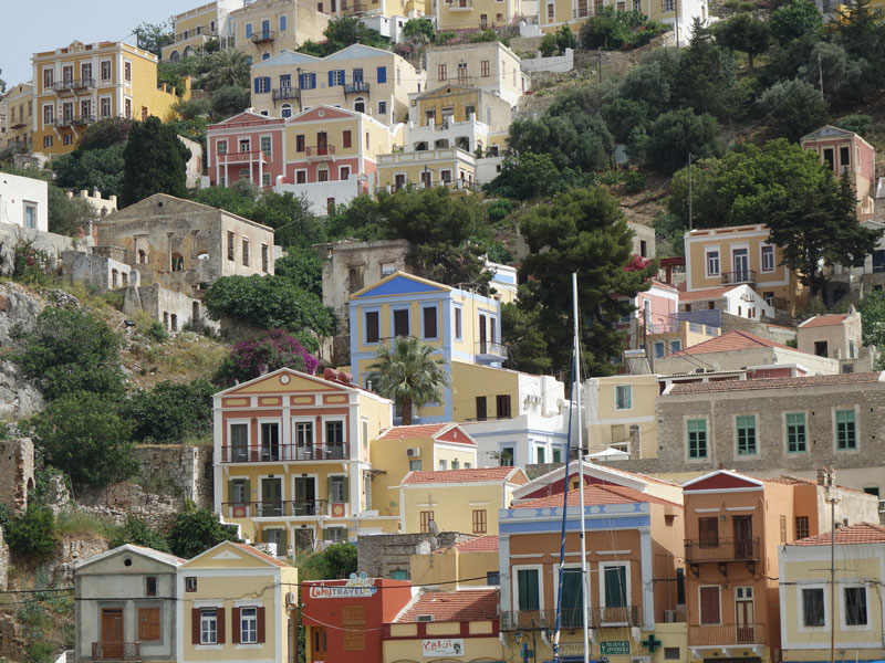luxury travel symi island