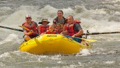 White Water Rafting at Marble Mountain Ranch