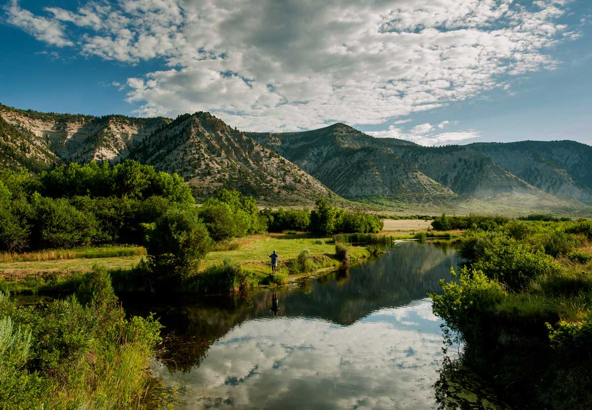 Dude Ranch Vacation is the way to enjoy Eco-tourism in the