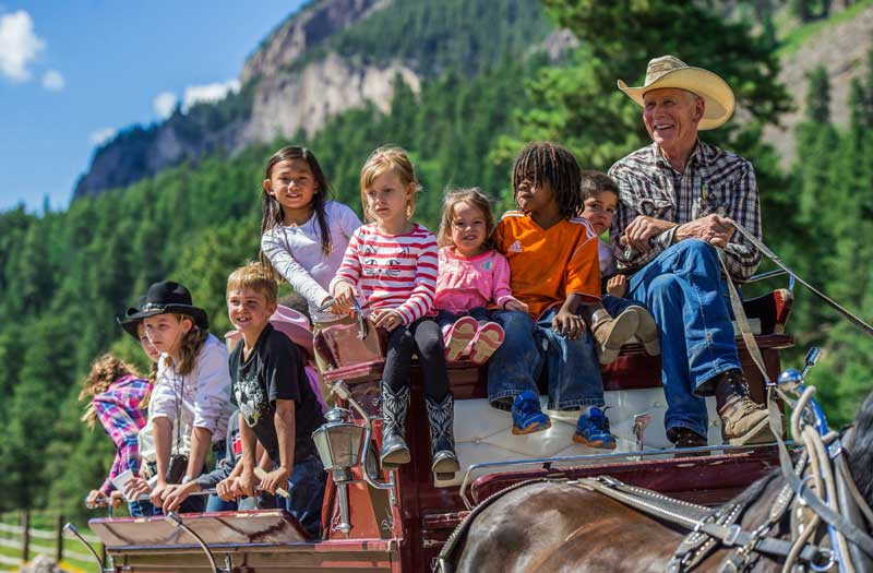 A-Highlight-at-Rainbow-Trout-Ranch-in-Colorado-is-their-Wagon-rides